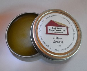 Elbow Grease - Joint & Muscle Pain Salve