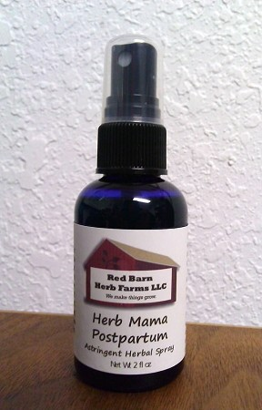 Herb Mama Postpartum Sitz Spray