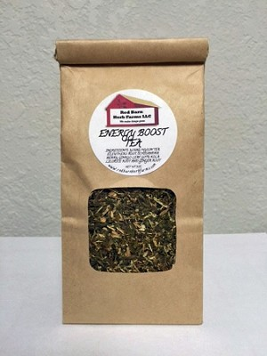 Energy Boost Herbal Tea