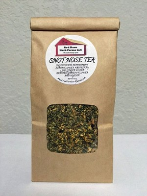 Snot Nose Herbal Tea
